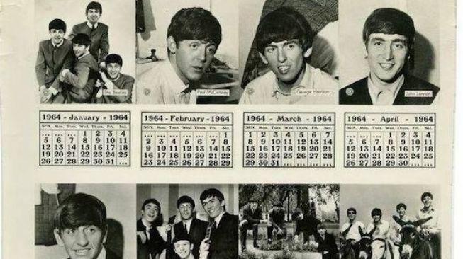 Kok Bisa Kalender 1964 Sama Persis dengan 2020?