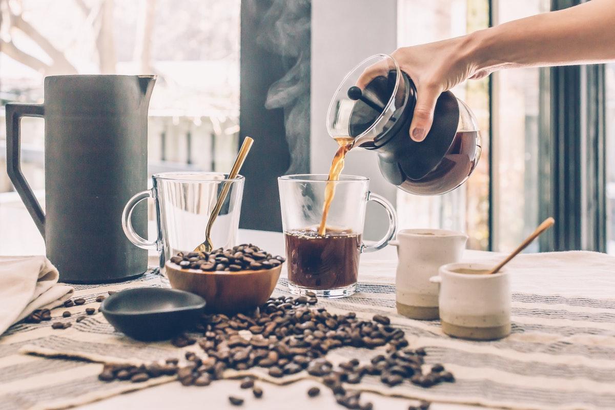 Rahasia Membuat Seduhan Kopi Senikmat Cafe