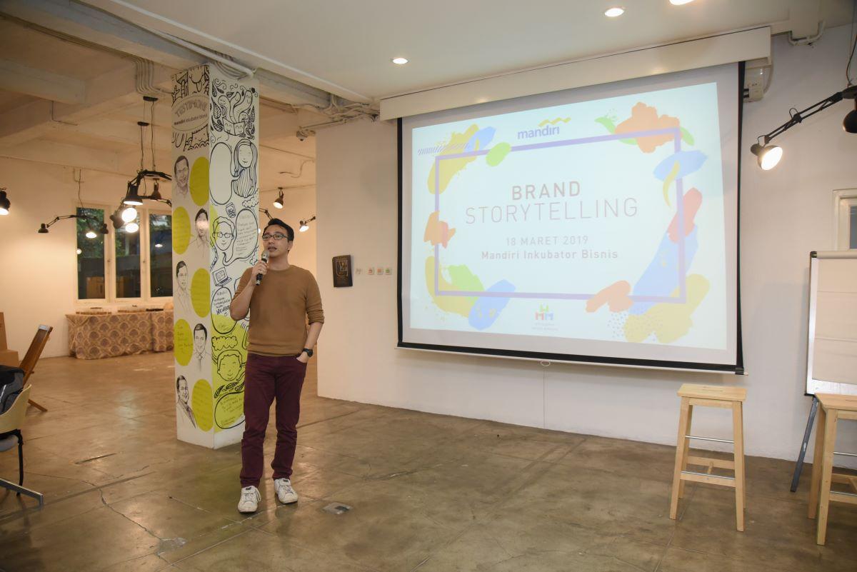 Andy Fajar Handika: Dari Yogya Membawa Kulina Menjadi Pilihan Makan Siang Karyawan Di Jakarta
