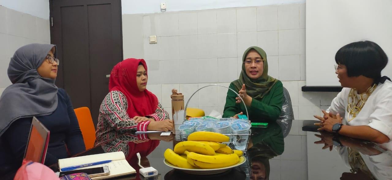 Silaturahmi Wanita.Network dengan Fatayat NU