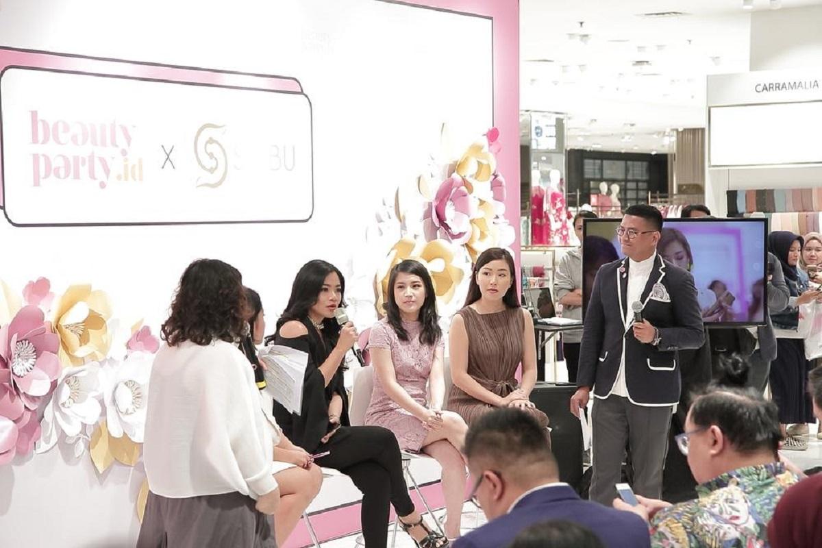BeautyParty.id dan Seibu Menggandeng 12 Brand Kecantikan Lokal untuk Membuat Pop-Up