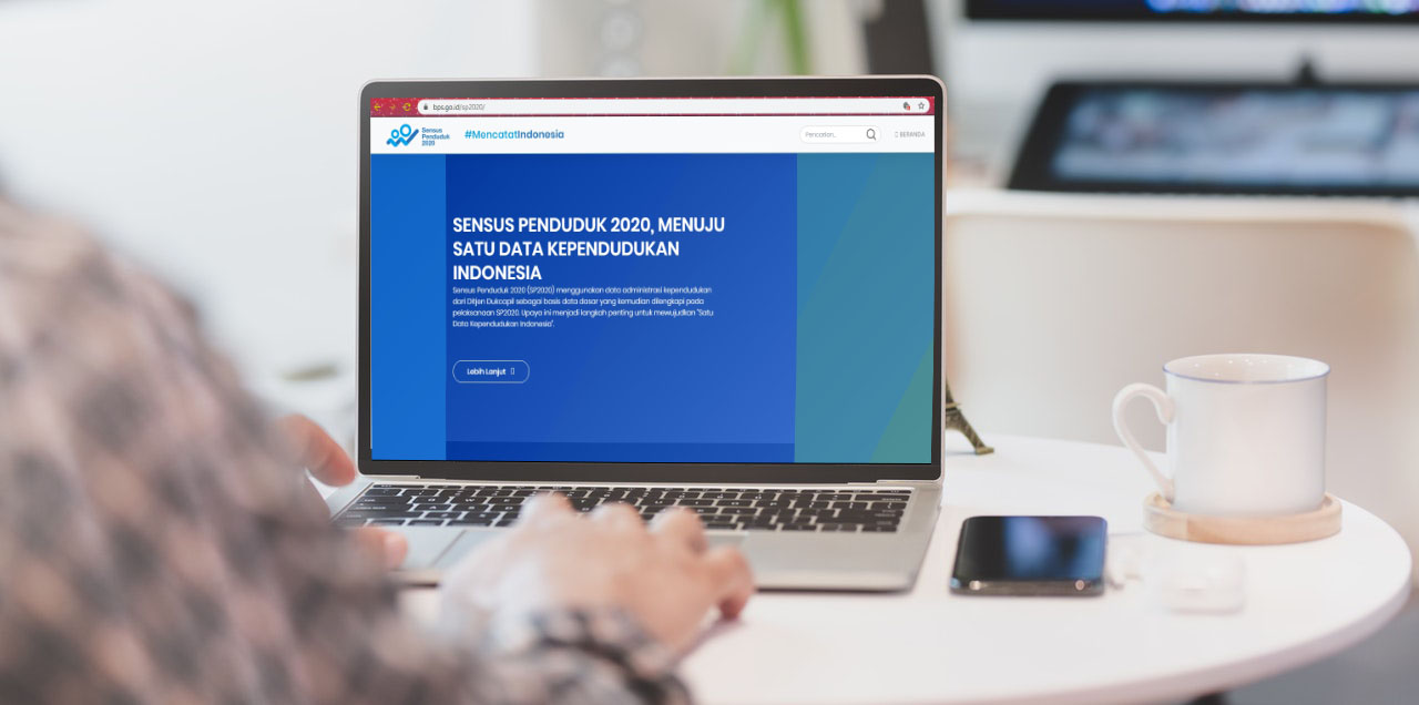 Ayo Ramaikan Sensus Penduduk 2020 Online!