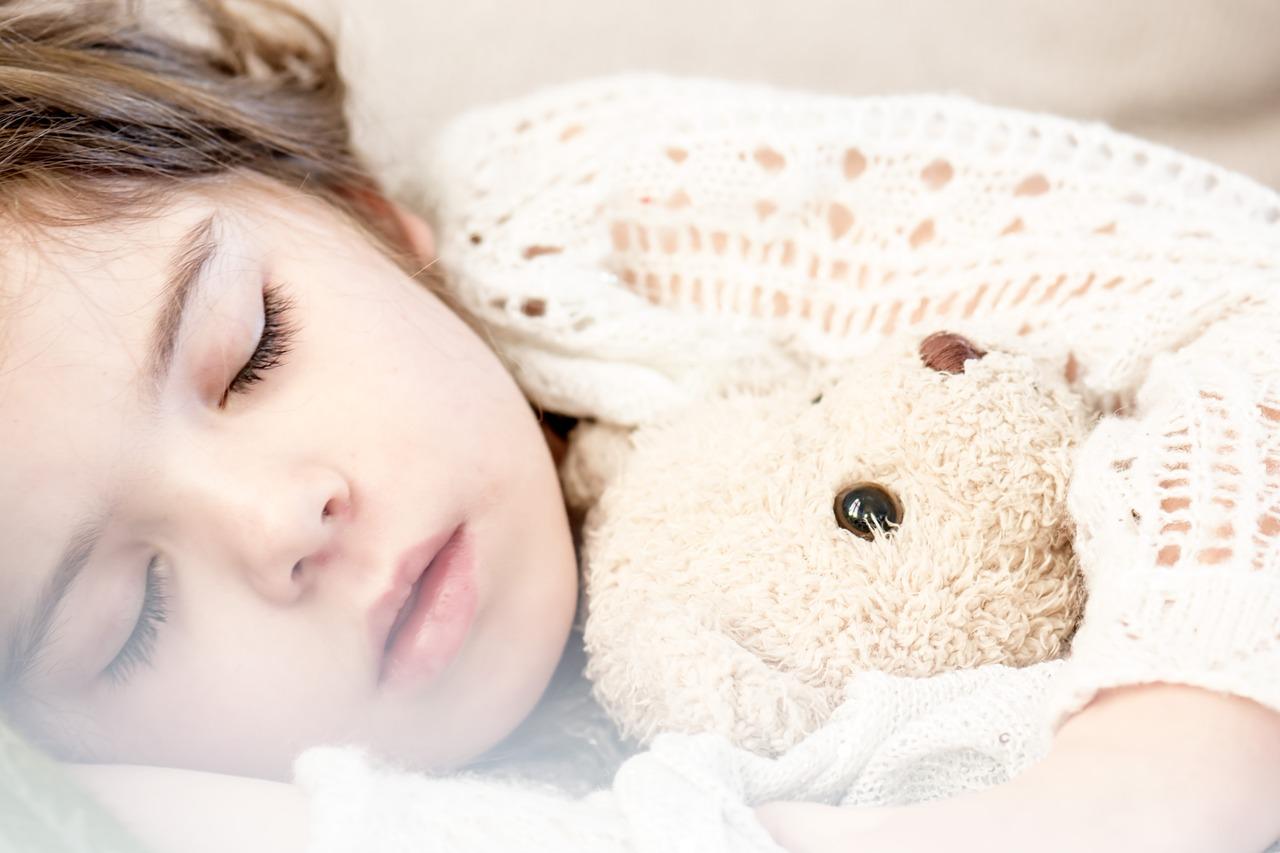 Biasakan Hal-hal Sehat Ini Agar Anak Tidur Berkualitas