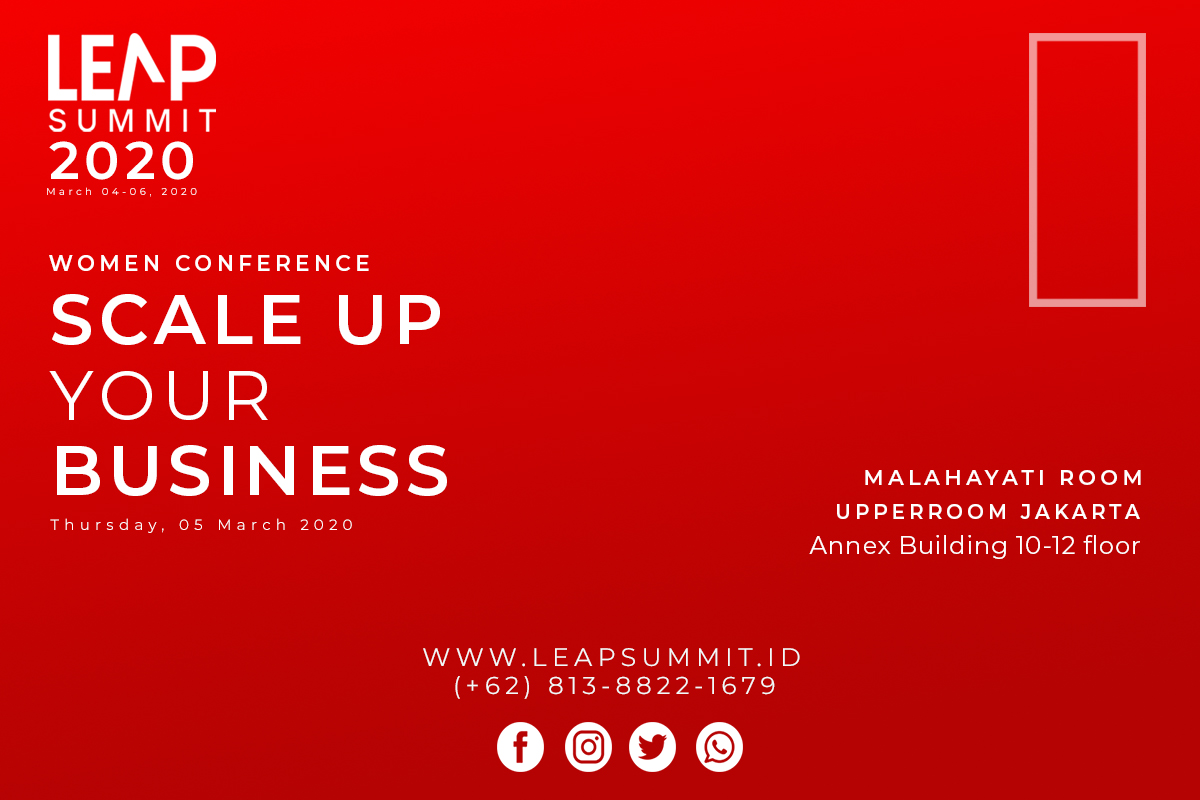 Conference: Scale Up Your Business