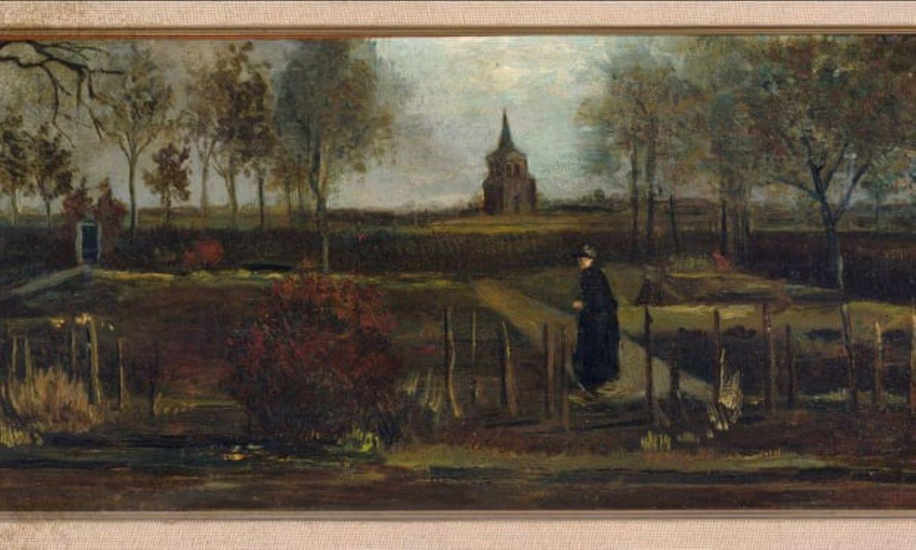 Lukisan Van Gogh Dicuri dari Museum yang Tutup karena Corona