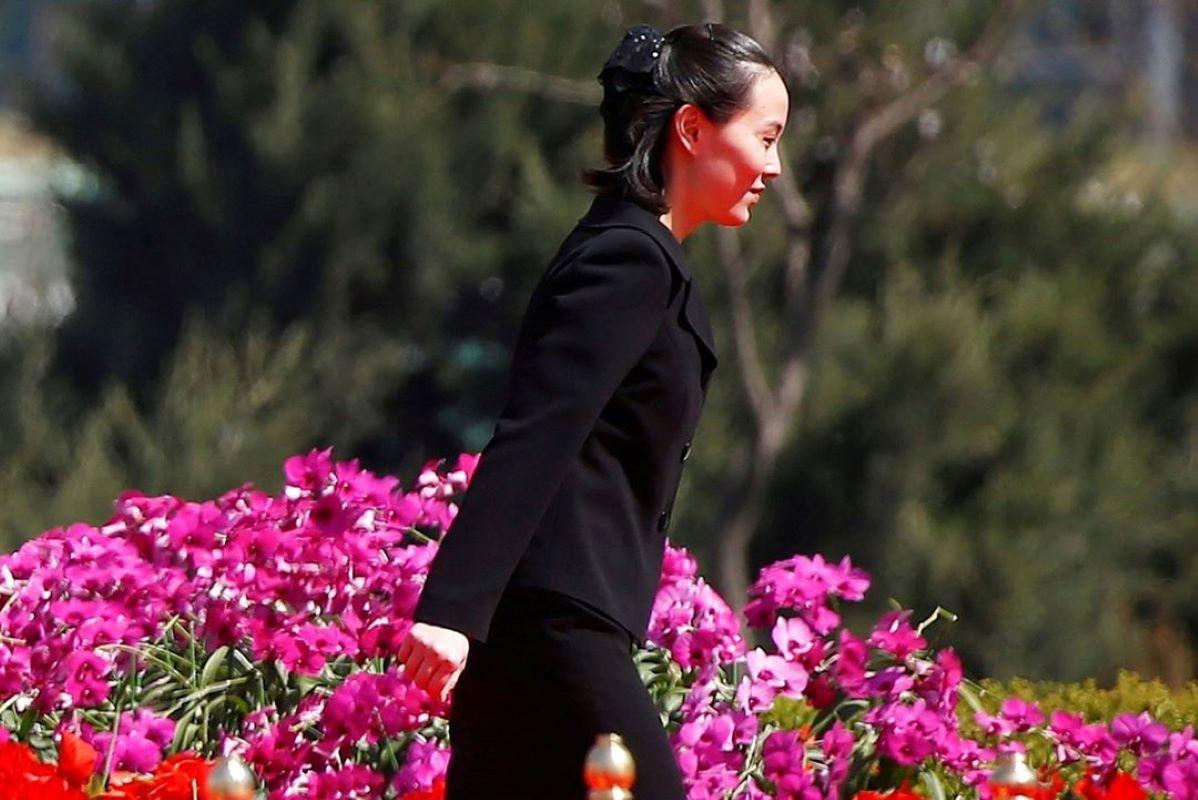 Kim Yo-jong, Wanita yang Disebut-sebut akan Memimpin Korea Utara