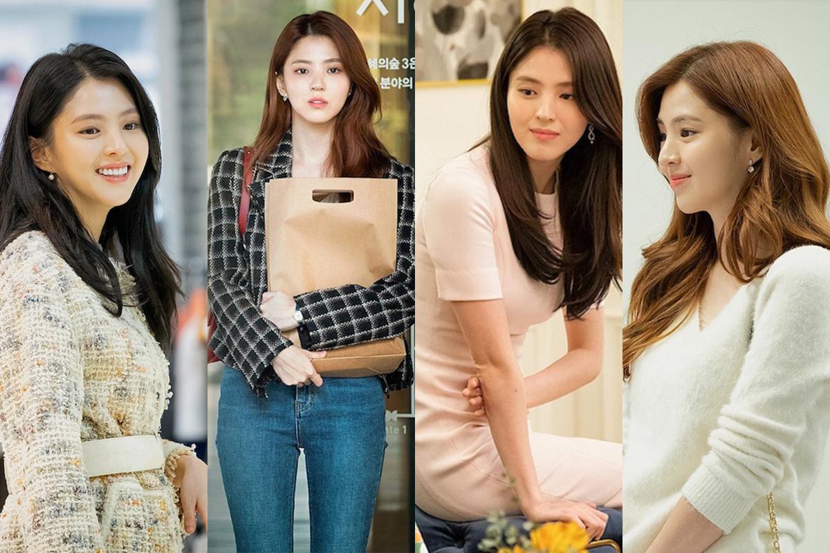 15 Gaya Yeo Da Kyung di Serial The World of The Married