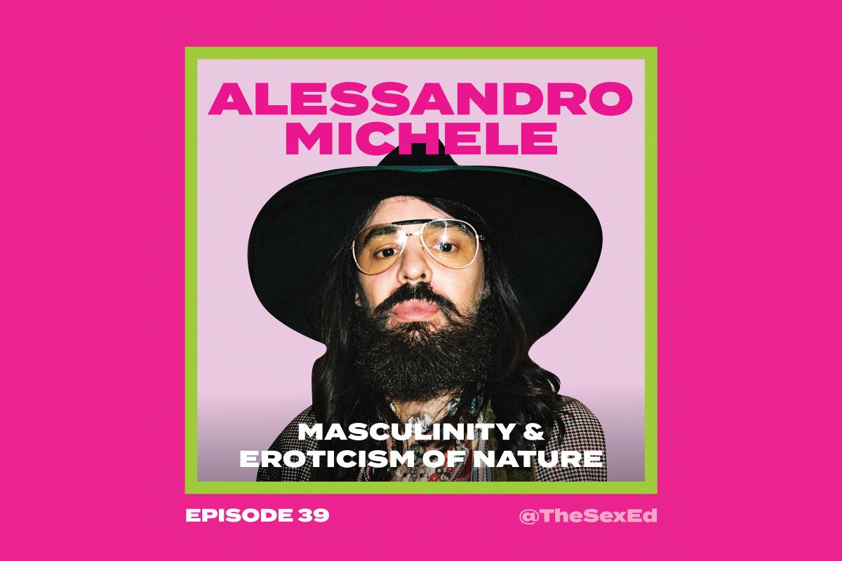 Kolaborasi Gucci dan Podcast The Sex Ed
