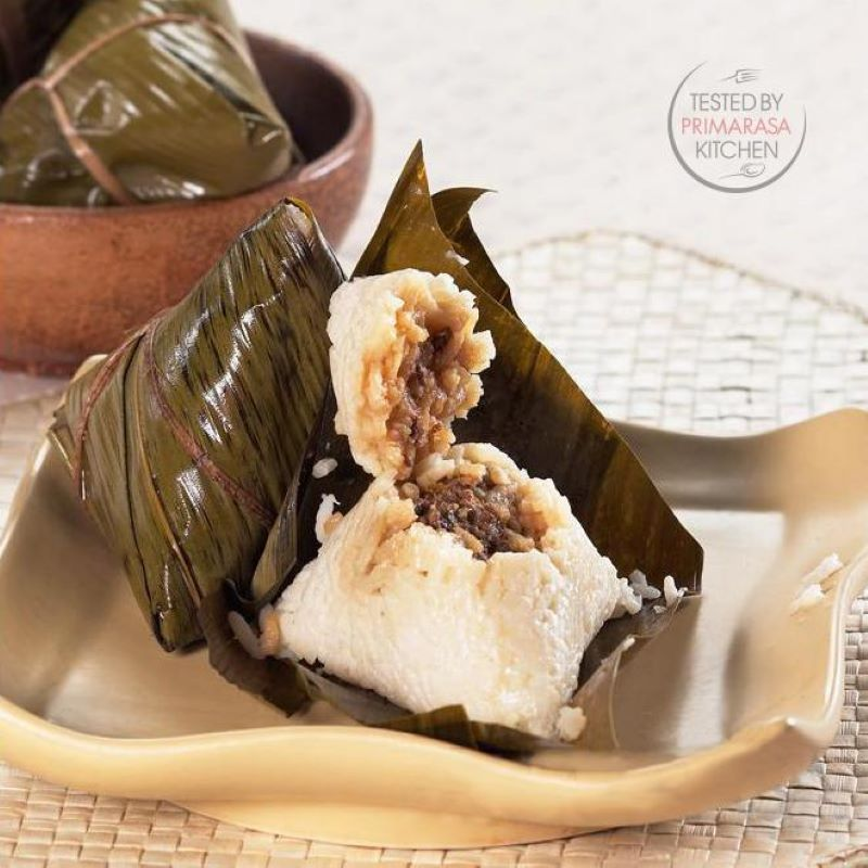 Resep Bakcang, Kue Tradisional Yang Selalu Hadir Di Festival Peh Cun