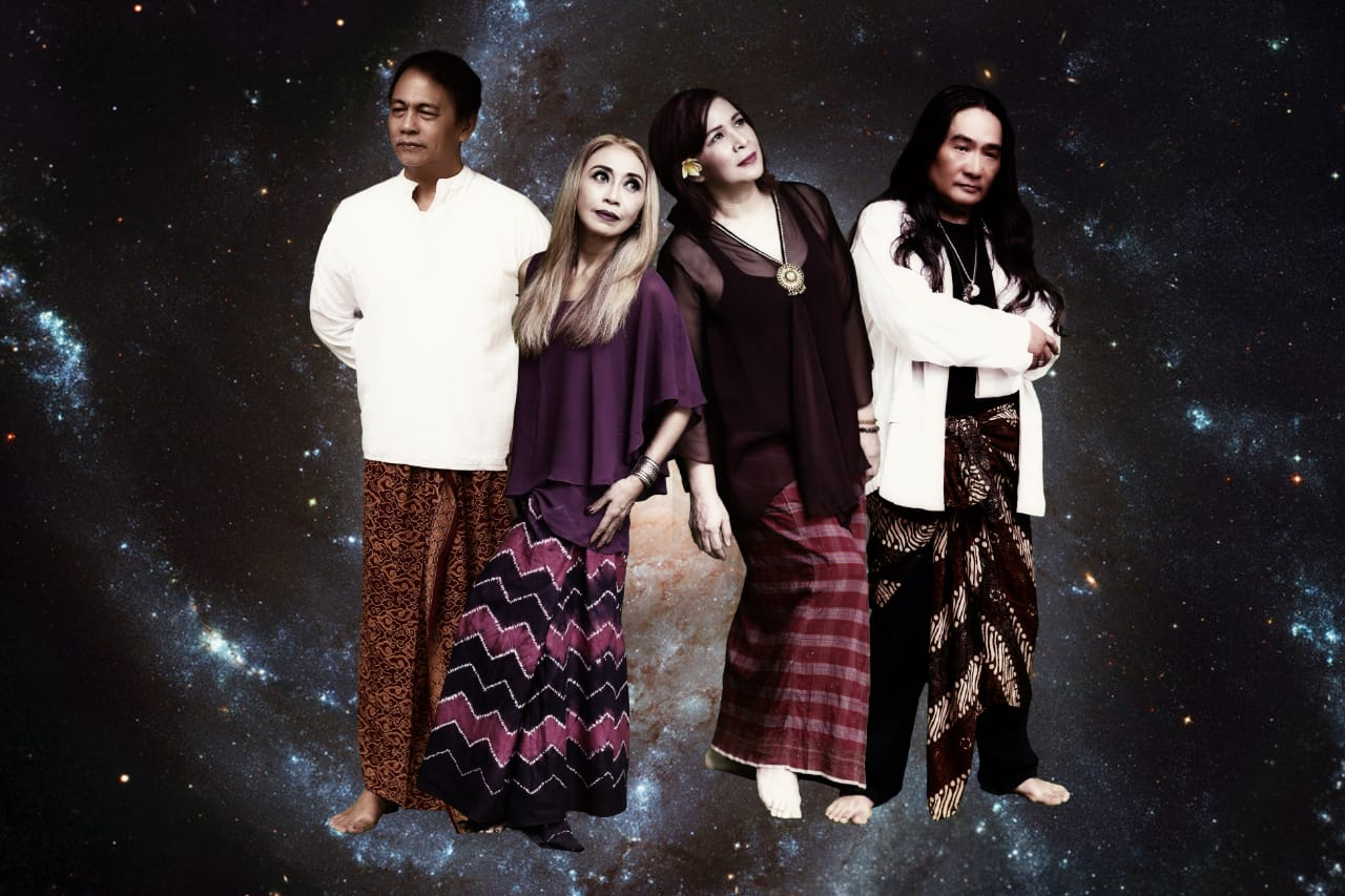 Trie Utami & Irianti Erningpraja Bentuk Grup Musik Unik, Anuhyang