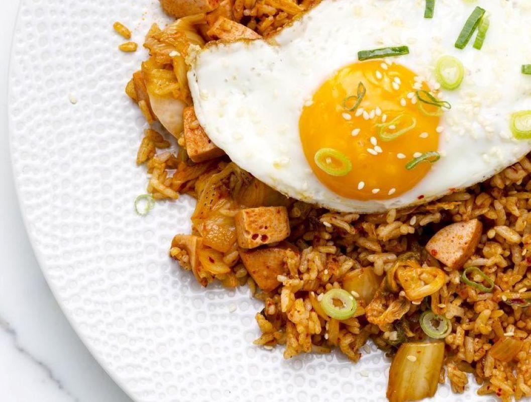 Resep Primarasa: Nasi Goreng Kimchi