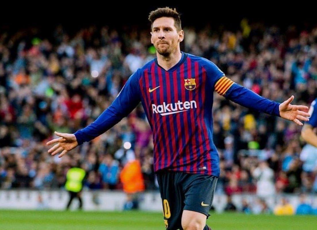 Akhirnya, Lionel Messi Tinggalkan Barcelona