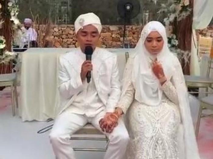 Pernikahan Kedua Selegram dan Hafidz Al Quran Taqy Malik
