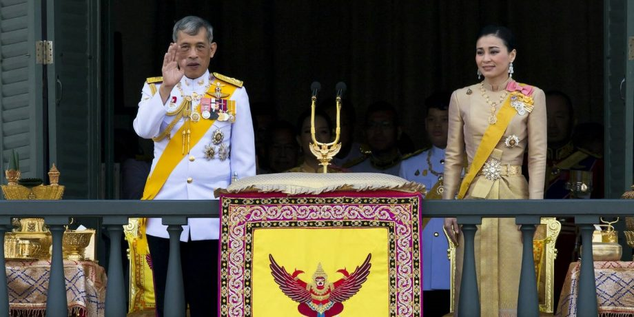 Retaknya Keluarga, Efek Di Balik Protes Mahasiswa Thailand Pada Raja Vajiralongkorn