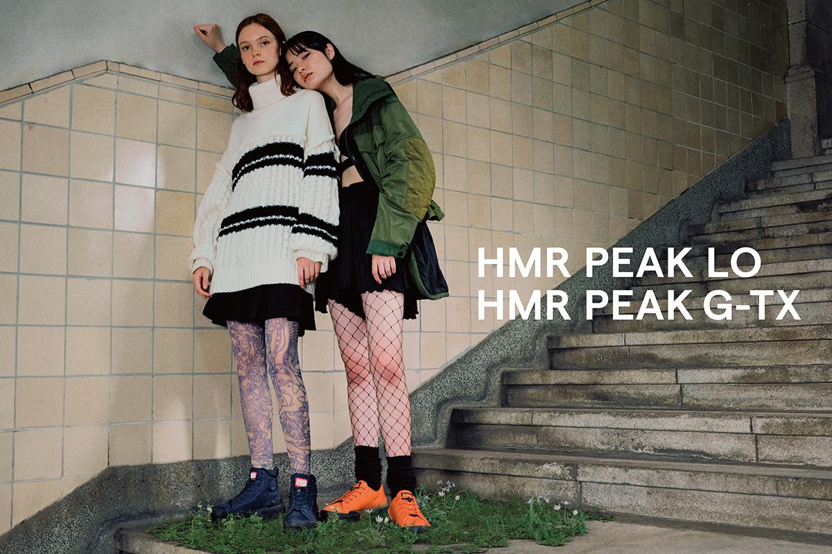 Sepatu Terbaru Onitsuka Tiger HMR PEAK™