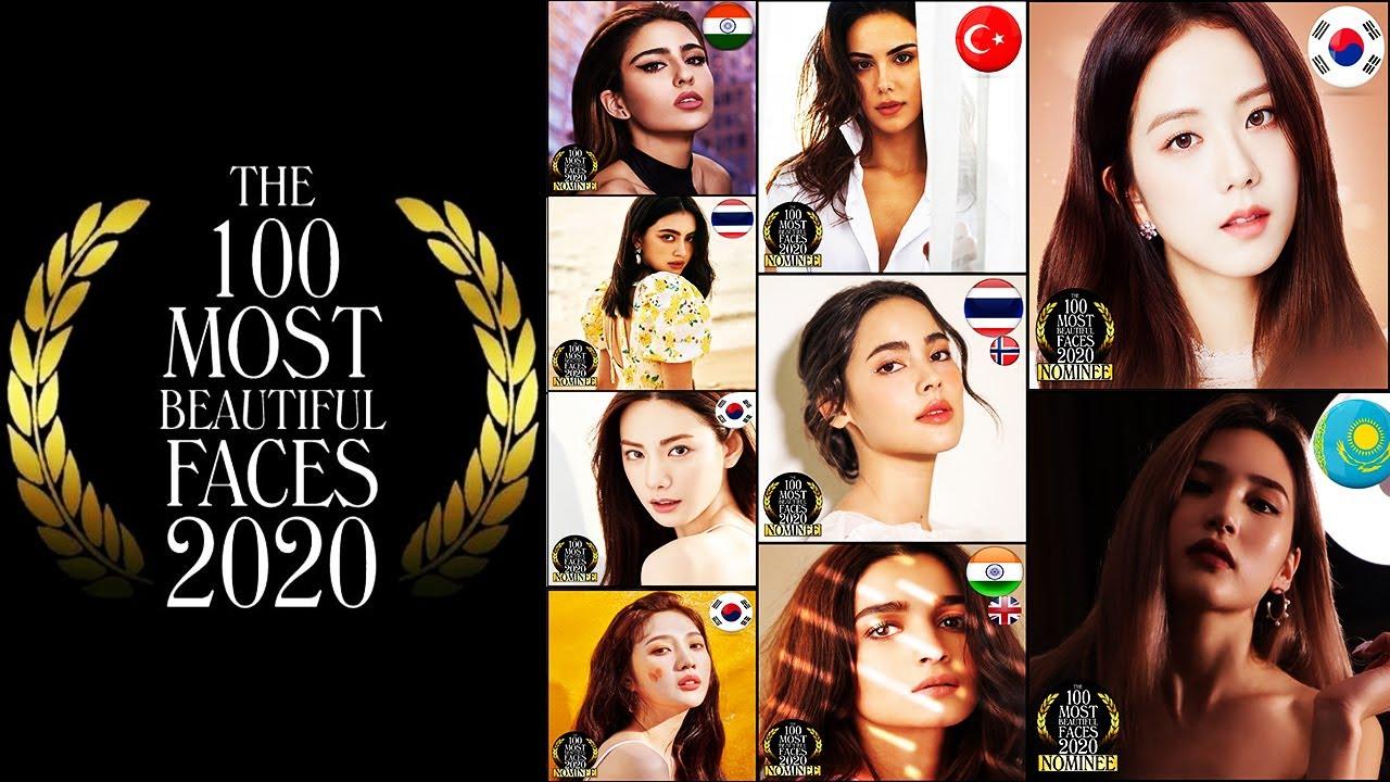 9 Artis Indonesia Masuk Kategori 100 Wanita Tercantik di Dunia Tahun 2020