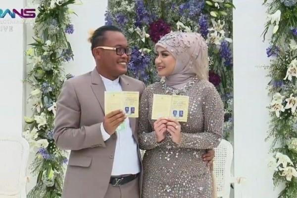5 Fakta Pernikahan Sakral Sule dan Nathalie Holscher Yang Wajib Anda Ketahui