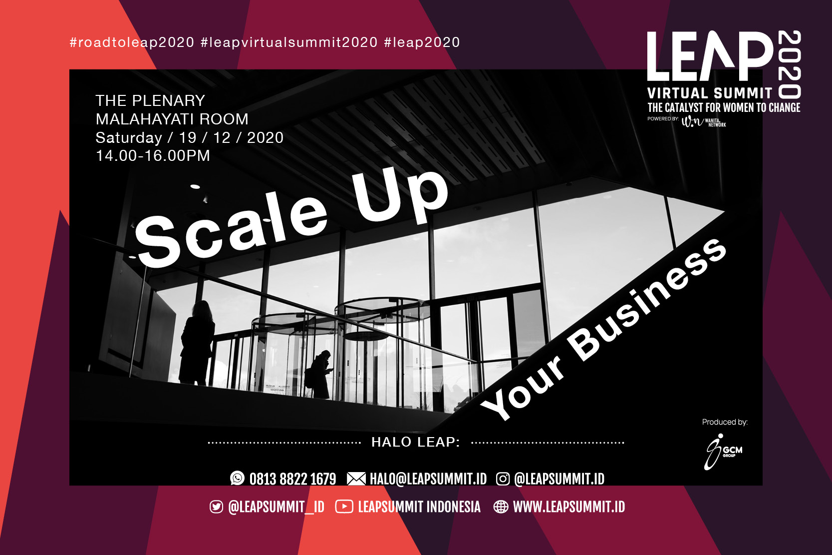 The Plenary: Scale Up Your Business