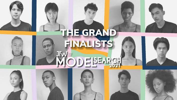 Inilah 14 Grand Finalists Jakarta Fashion Week Model Search 2021